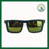 2014 fashion polarized wood sunglasses China factory wooden sunglass
