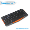 Hapurs Ultra thin Bluetooth 3.0 Keyboard built in 250mAh battery with stand for Smartphone, Tablet and Computer