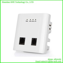 AC Controller 150M 2.4G in wall ap/ wireless access point supply for hotel
