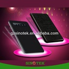 2014 Newest hotest li polymer battery power bank cross