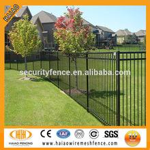 Kinds of steel sliding fence panel for sale
