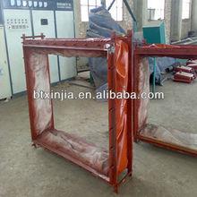 air flue expansion joint/air flue compensator/fabric air flue pipe joint