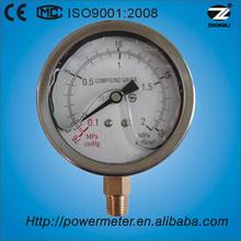 (YTN-75) 75mm vacuum digital hydraulic pressure testing manometer