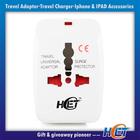 The Cheapest travel adapter plug korea