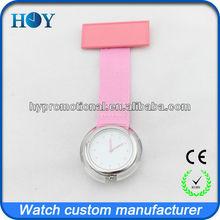 Promotion Eco-friendly custom wrist watch nurse,CE/ROHS standards