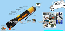 Sharey multi-functional escape impact hammer emergency safety tool hand tool with led flash light radio