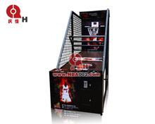 2015 QHBM-05 Indoor Arcade Basketball Machine, Coin Operated Ticket Redemption Basketball Game