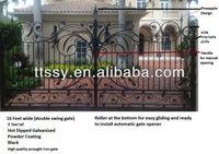 Iron Gate Door Prices
