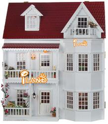 Doll house dollhouse Miniature Villa WH013B