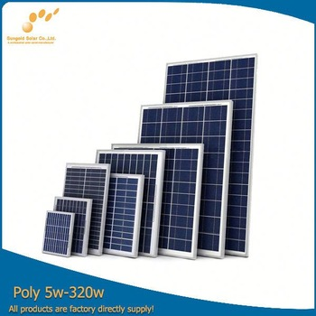 (2014 China OEM)polysilicon solar panel with ISO9001 CE ROHS Certiciation