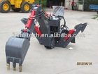 brand new HCN 0301 series bobcat skid steer loader 3 point backhoe attachment for sale