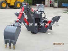 brand new HCN 0301 series bobcat skid steer loader 3 point backhoe attachment for sale