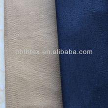 32S high quality stretch twill cotton spandex fabric