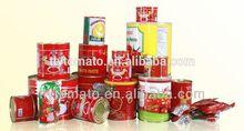 2200g chinese cheap tomato paste exported to DUBAI