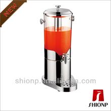 7L stainless steel juice dispenser