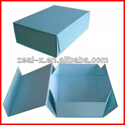 2014 Hard Boxes For Kids GIft Suits Towels And Monry Folding Boxes