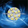12smd G4 5050 series car led lamps 2.4W LED G4 car led light