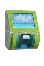 "10"" touch screen stand alone or tablet with report statistics wirless queuing system (hot!!!)"