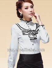 comfortalbe women uniform long sleeve shirt