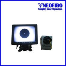 400X Desktop Video Fiber Optic Inspection Scope
