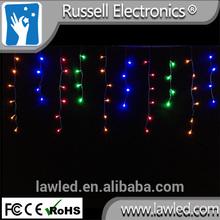 LED ice string lights curtain lights christmas decorative