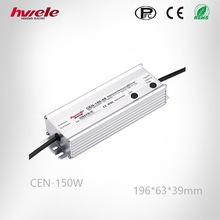 IP65 CEN-150W power supply with PFC dimmable function