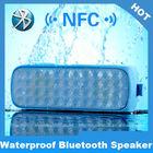 sandproof dustproof waterproof power bank bluetooth speaker