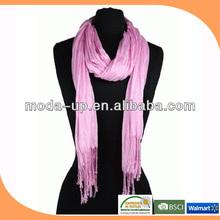 Woven scarf/ pashmina scarf wholesale/ scarf pashmina