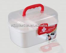Wholesale keyway plastic storage box nail polish with lock