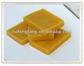 verfeinert hohen Schmelzpunkt platten gelbes bienenwachs kosmetische bienenwachs