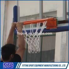Professiona Basketball Hoop--Spring Loaded
