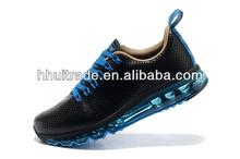 Black tennis shoes for men breathable sports shoes sales online brand shoes shop 2014