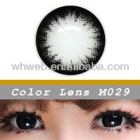 tri color contact lens barbie contact lens / wholesale cheap color contacts magic eye