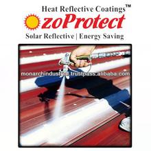Aluminium insulation coatings