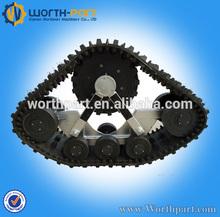 rubber tracks for trucks(1095mm*725mm)