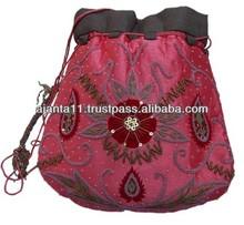 LADIES FASHION BEADED BAGS, BATWA,TABLET BAGS, BEACH BAGS AND COIN PURSE