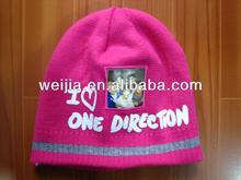 Hot Sale Children Wholesale Knitted Beanie Hat