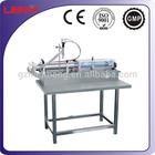 LM Guangzhou Semi Automatic Shampoo Single Head Filling Machine