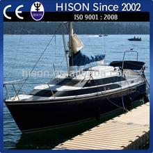 Hison manufacturing brand new mutlti-purpose multi-uese house boat