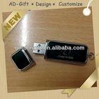 2014 usb flash drive 8GB with data ,printing logo service china factory