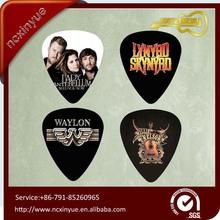 Custom artwork bands logo guitar pick
