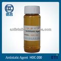 Líquido e agente antiestático para pp, pe hdc-200