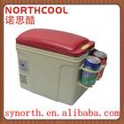 6L 12v dc Thermoelectric Mini Fridge cooler box