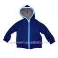 niño invierno piel forrado intermitente luz led el alambre de chaqueta con capucha