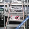 escaleras de los proveedores