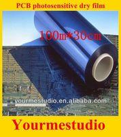 Dry Film Photoresist Sheets for DIY PCB 100M (30cm*10000cm) Dry Film Photoresist