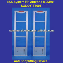 Th Best RF Antenna for Special Aluminum Alloy SONOY T1001 EAS System