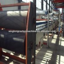 Automatic corrugated box making machinery price