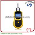 digital portátil detector de gas de combustión analizador de hidrógeno