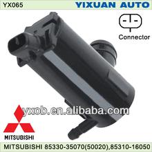 12V washer pump for Mitsubishi 85330-35070,85310-16050